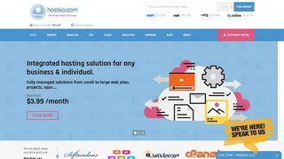 hostiso.com