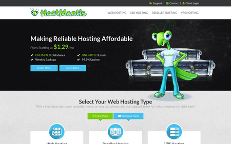 75% off One Time Discount, Hosting only $3.86/yr