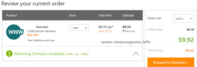 godaddy renewal coupon com net prices 9 74usd GoDaddy Renewal Coupon October 2014!