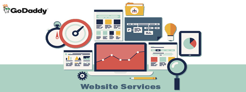 godaddy website services