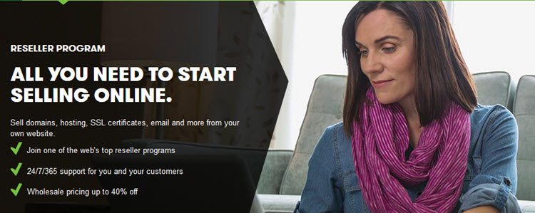40% off Godaddy Reseller Coupon in February 2018