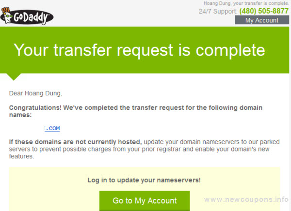 08 transfer domain to GoDaddy How to transfer a domain to GoDaddy
