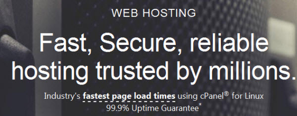 godaddy web hosting GoDaddy Web Hosting Review 2014