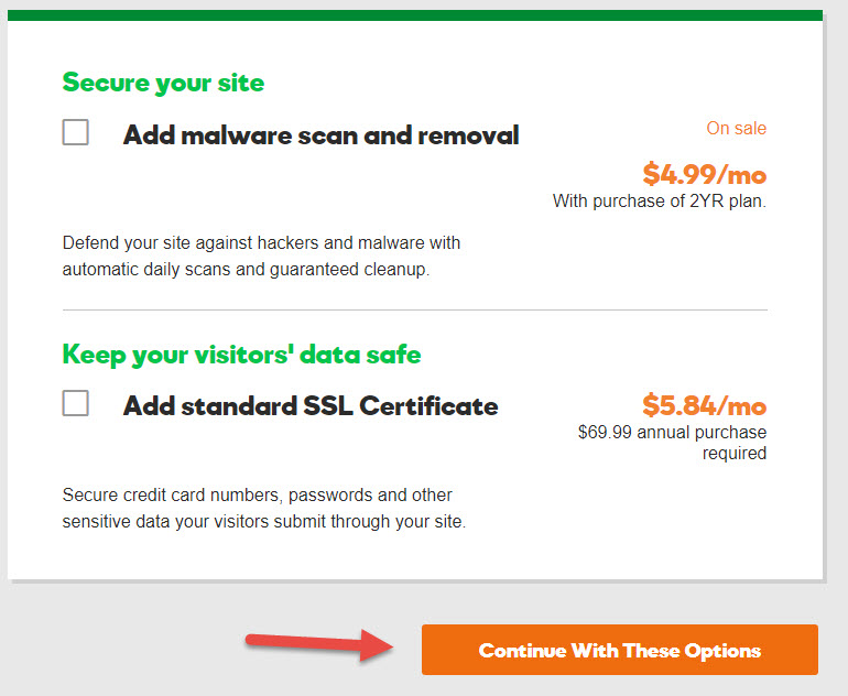 GoDaddy Hosting Coupon in June 2018: $1/mo + Free Domain