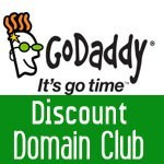 GoDaddy Discount Domain Club – Lowest Prices for Domains