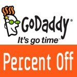 GoDaddy Coupon for save 35% off on all Products & Services