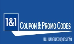 1and1 Coupon, Promo Code, Promotions in December 2017