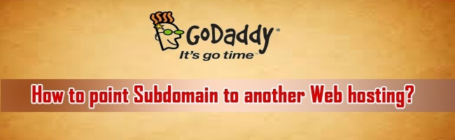 godaddy-how-to-point-subdomain-to-another-web-hosting