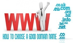 How to choose a good Domain Name? 10 tips for you.