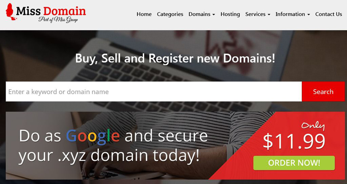 Best sites for Finding Great Domain Names