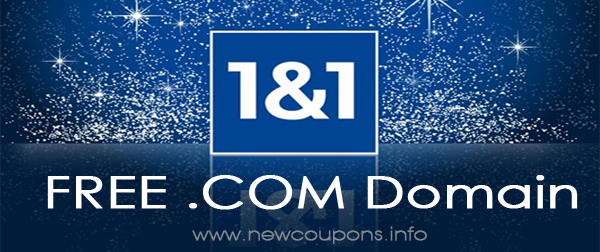 Coupons 1and1.com