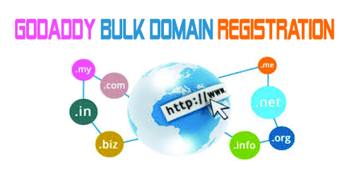 GoDaddy Bulk Domain Coupon - Up to 40% Off