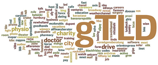 Latest gTLDs