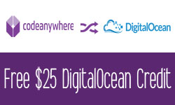 How to receive free $35 in DigitalOcean Credit