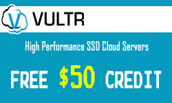 Vultr.Com Coupon in July 2017: $25 Free Credit