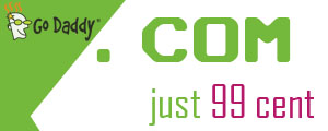 99 cent .Com domain