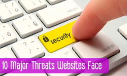 10 Major Threats Websites Face