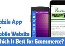 Mobile App or Mobile Website: Which Is Best for Ecommerce?