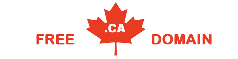 Free .CA domain from Rebel