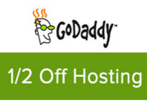 GoDaddy Deluxe Hosting Coupon April 2018: Up to 50% Off