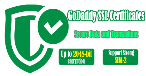 Godaddy SSL Certificate Coupon August 2018: Up to 35% Off