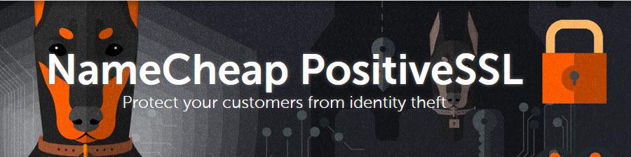 NameCheap PositiveSSL Promotions