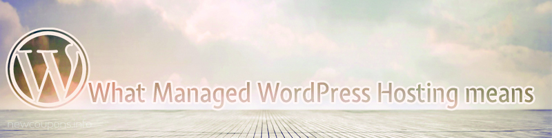 What Managed WordPress Hosting means