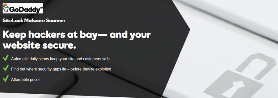 GoDaddy SiteLock Coupon in July 2018 - Up to 40% Off