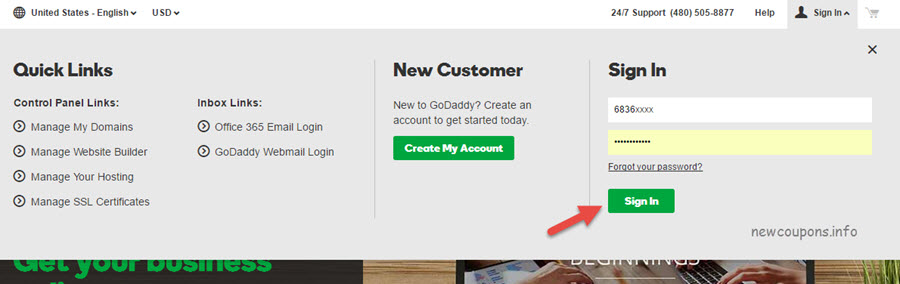 step 1 - setup and configure WordPress on GoDaddy WordPress Hosting