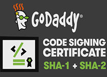 40% off GoDaddy Code Signing Certificate Coupon