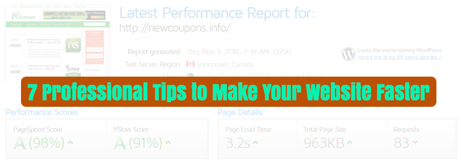 7-professional-tips-to-make-your-website-faster
