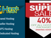 HawkHost Promo Code September 2018: 40% Off Web Hosting – 30% Recurring Discount