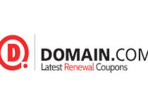 Domain.Com 25% off renewal coupon, valid until May 31