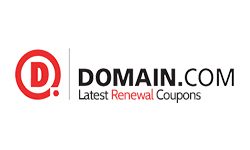 Domain.Com 25% off renewal coupon