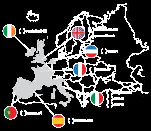 dada company maps