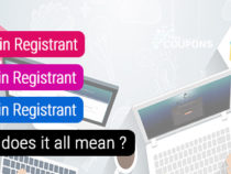Domain Registrant, Registrar, Registry – What does it all mean?