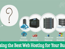 Choosing the Best Web Hosting for Your Business – 2017 Update