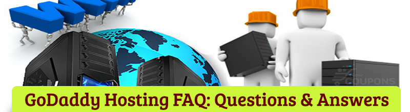godaddy hosting faq: questions and answers