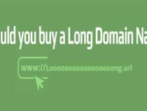 Should you buy a Long Domain Name ?