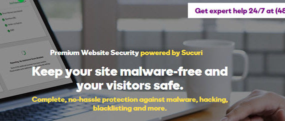 35% off GoDaddy Website Security Coupon – Just $4.5/mo