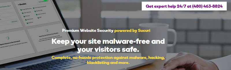 35% off GoDaddy Website Security Coupon - Just $4.5/mo