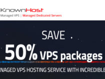 KnownHost Coupon Codes April 2018: 50% Initial Discount – 30% For Life