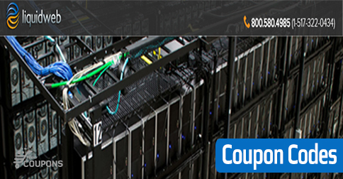 56% off Liquidweb coupon code in june 2017