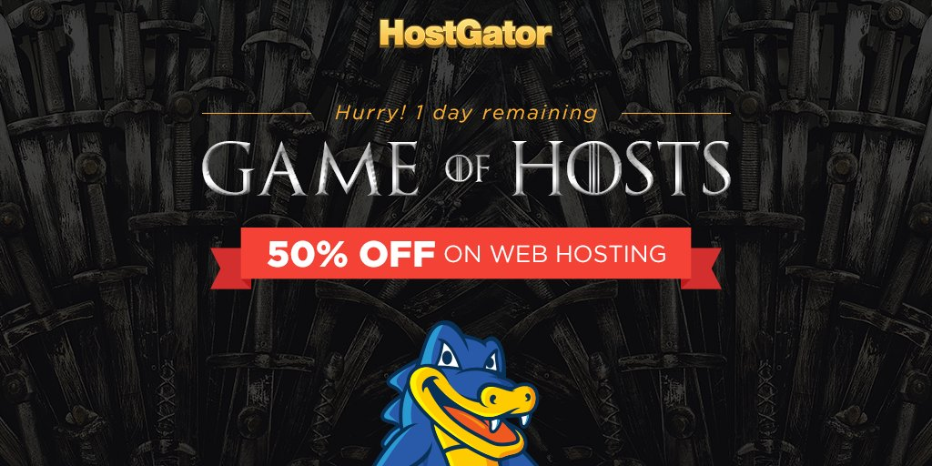 hostgator india 50% off hosting