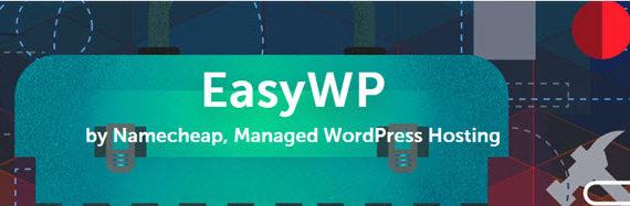NameCheap EasyWP WordPress Hosting for just $8.88/year