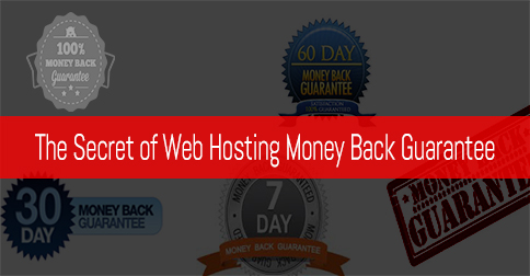The Secret of Web Hosting Money Back Guarantee