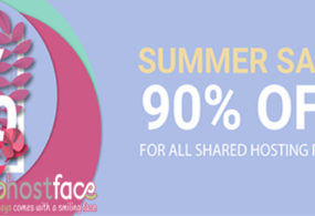WebHostFace Promo Code: 90% off all web hosting plans