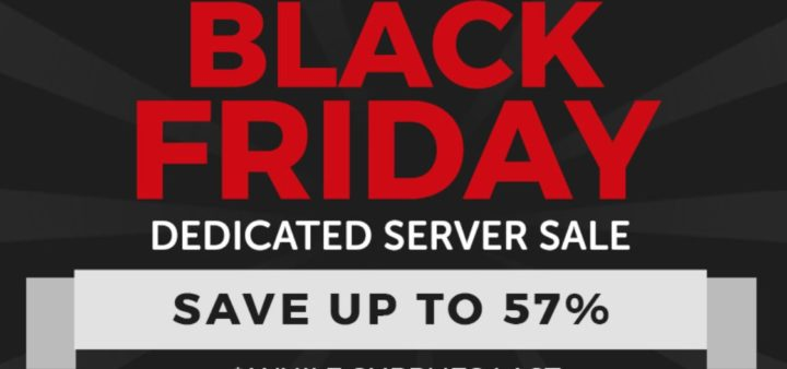 LiquidWeb Black Friday 2017 Deals: 79% Off Dedicated Server - 33% off VPS