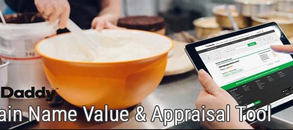GoDaddy Domain Value Appraisal – A Free Domain Valuation Tool