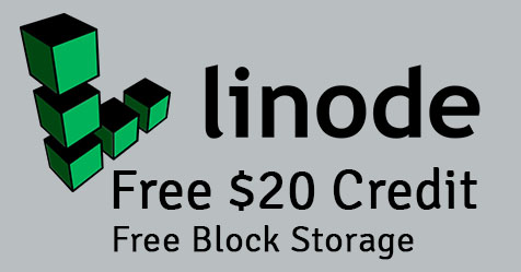 Linode Coupon & Promo Codes April 2018: Free $20 Credit